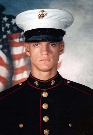 U.S. Marine Cpl. Jason Dunham