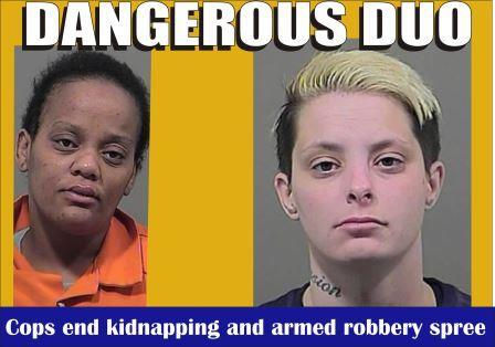 Dangerous Duo