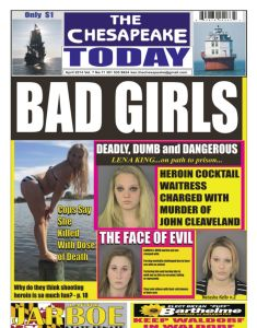 April 2014 THE CHESAPEAKE TODAY Click to buy FREE FOR AMAZON UNLIMITED customers