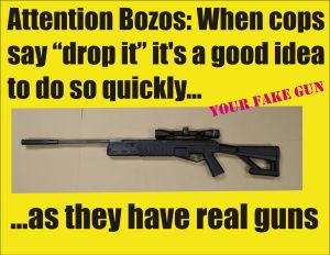 Attention Bozos