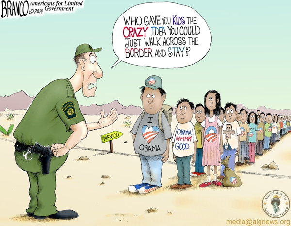 Crazy Days on the Border