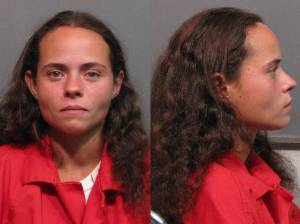 Angela Marchese booking photo from Cado Correctional Center Shreve La