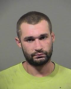 Does this guy look kind of lost without his disguise? Richard Cecil Anno is charged with robbing the PNC bank in Indian Head, Md.