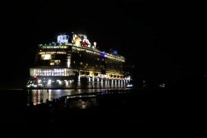 Quantum of The Seas on trip to North Sea from German plant Royal Caribbean photo