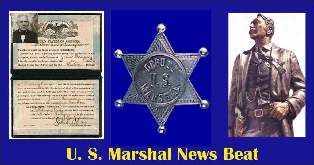 US MARSHAL NEWS BEAT