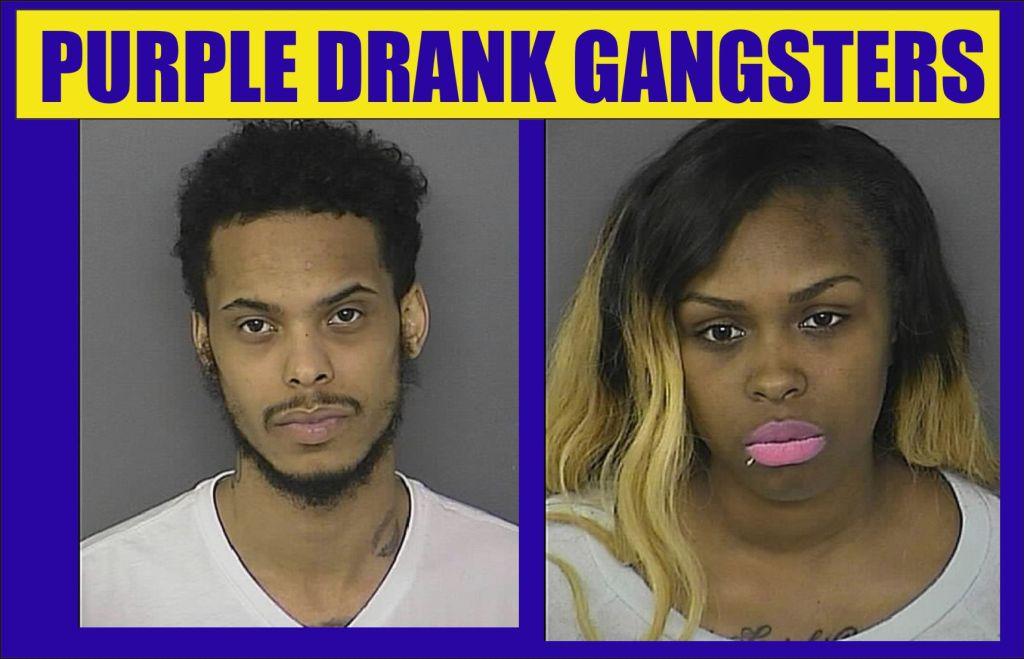 Purple Drank Gangsters