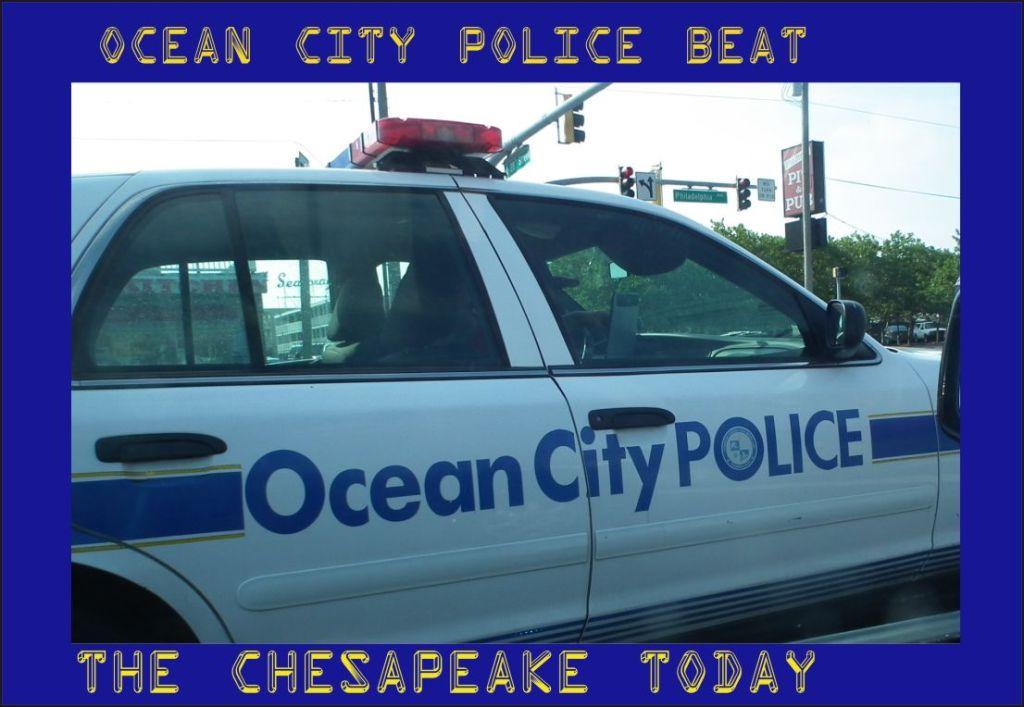 Ocean City Police Beat