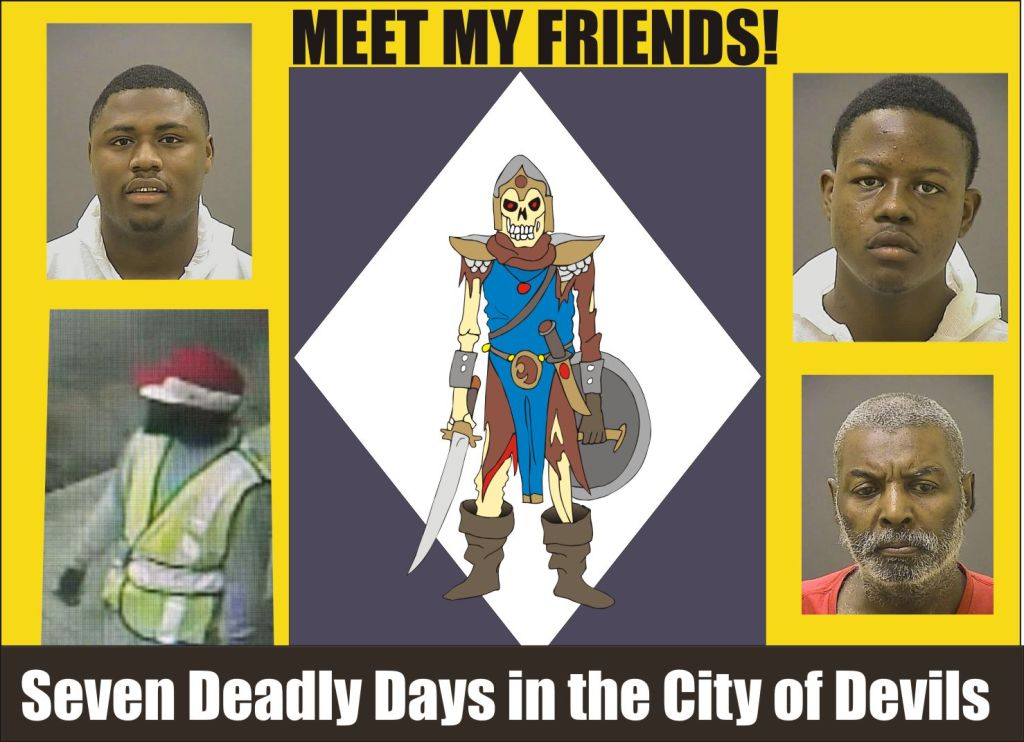 Seven Deadly Days in the City of Devils