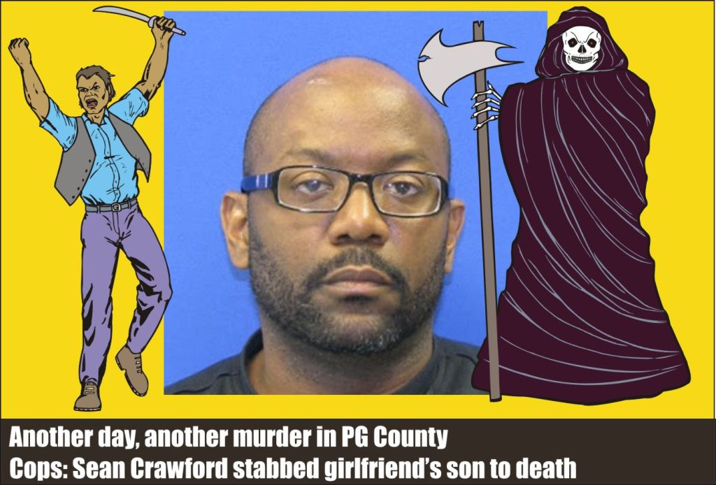 Sean Crawford stabbed to death son of gal pal Oxon Hill 101915