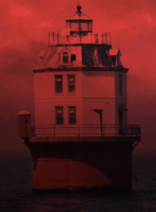 Point No Point Lighthouse on the Chesapeake Bay. THE CHESAPEAKE TODAY photo