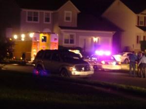 Murder at Westbury