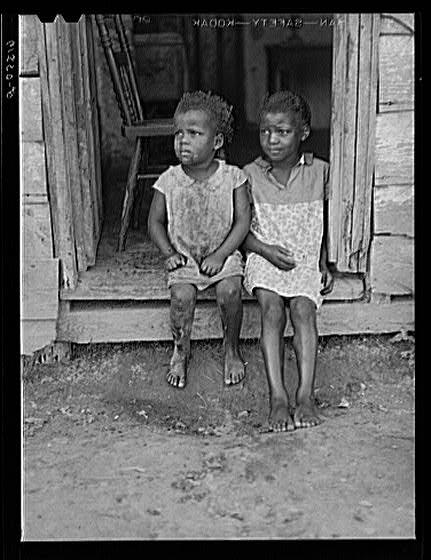 Gant children at St. Inigoes, Md.