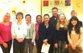 CMA Workshop Group