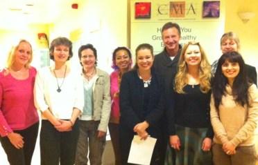 CMA - Workshop group photo