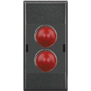 Axolute Bussole Di Accoppiamento Duplex Modulari Per Cavo In Fibra Ottica Scura Hs4268St