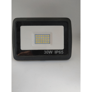 Faro LED per esterno 30W nero IP65 2400Im 3000K 4000K 6000K IMPERIA