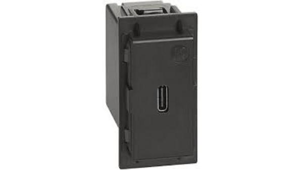 Bticino Living Now Caricatore USB tipo C K4286C1