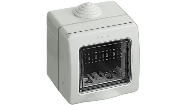 Bticino Idrobox Mgic Tekne Custodia IP55 25502