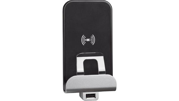 Bticino Living Now Caricatore ad induzione e USB KM4286CW2