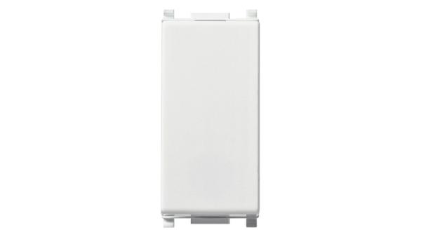 Pulsante 1P NO 10A bianco 14008 VIMAR PLANA