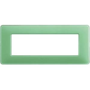 Matix Placca 6P colore the verde AM4806CVC BTICINO