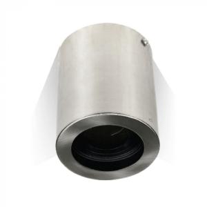Portafaretto LED a palfone GU10 GU5.3 NICHEL 3629 VTAC