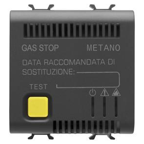 Rilevatore gas metano 12Vac/dc nero GW12712 GEWISS