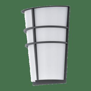 Applique BREGANZO gabbia plastica 94138 EGLO