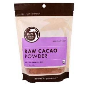 Big Tree Farms, Organic Raw Cacao Powder