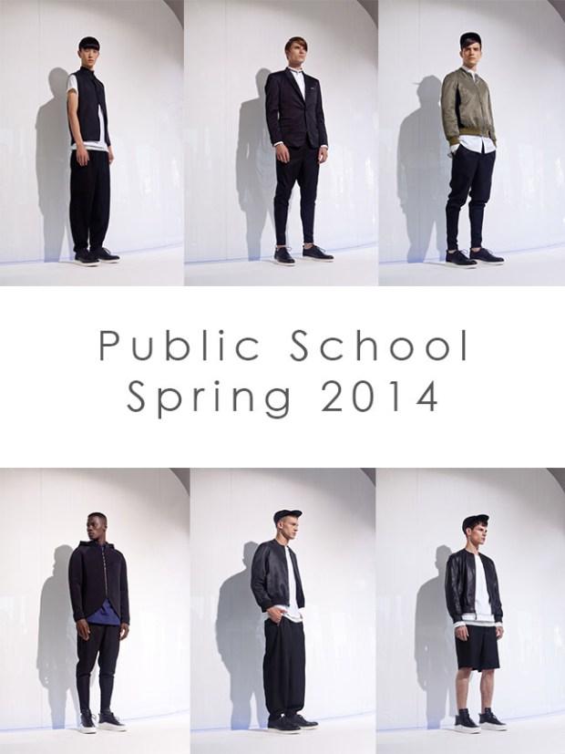 Public School Spring 2014 _ 1, Public School NY, Menswear, Streetwear, Street wear, CFDA, CFDA Fashion Incubator Program, Mens Fashion, Milk Studios, Fashion Week, Male Fashion Designer, Fashion Designer