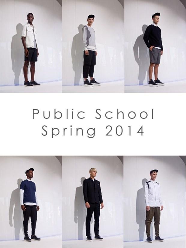 Public School Spring 2014, Public School NY, Menswear, Streetwear, Street wear, CFDA, CFDA Fashion Incubator Program, Mens Fashion, Milk Studios, Fashion Week, Male Fashion Designer, Fashion Designer