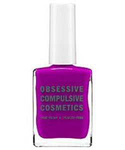 Obsessive Compulsive Cosmetics, Obsessive Compulsive Nail Polish, Neon Nail Polish, Sephora Nail Polish, Nail Design, Nail Art, Beauty Trends, Summer Trends, Beauty tips, Makeup Tips, Nail Polish, Nail trends, Nail polish trends, Sephora Nail Polish, Gel Nail polish, Matte Nail polish, Metallic Nail Polish, Metal Nail Polish,