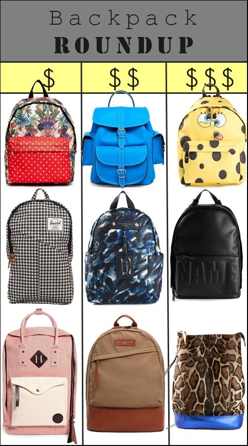 Backpack Roundup, luxury backpacks, want les essentiels de la vie,Liberty of London, Herschel Supply and Liberty of London Collaboration, Herschel Supply Backpack, back to school Backpack, Unisex backpack, modern backpack, stylish backpack, women's backpack, chic backpack, Cheap backpacks, leather backpack, spongebob square pants accessories, college backpacks, traveling backpacks, men's backpacks