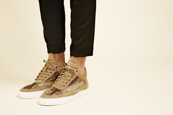 filling pieces, Filling Pieces 2014 collection, Fall Footwear, men