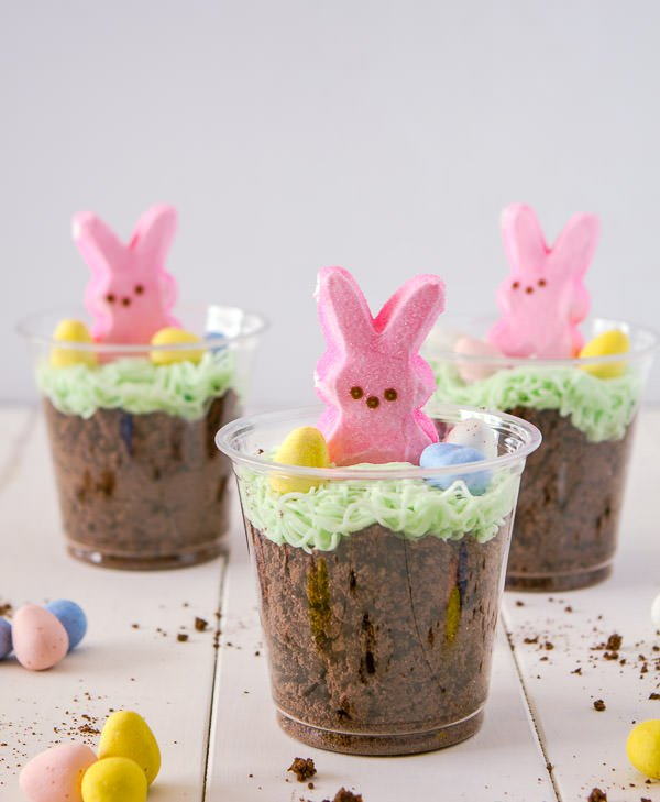Bunny-Dirt-Cups-3, easy dessert recipes, best dessert recipes, easter dessert recipes, good dessert recipes, simple dessert recipes, quick dessert recipes, fun dessert recipes, awesome dessert recipes, desserts recipes, quick and easy dessert recipes, easter dessert recipes, easy easter dessert recipes, easter dessert ideas, easter dessert recipes with pictures, easter desserts, easter dessert, chocolate dessert recipes, easter dessert recipes for kids, quick dessert recipes,  cute easter desserts,  spring dessert recipes, best easter dessert recipes,  good dessert recipes, yummy dessert recipes