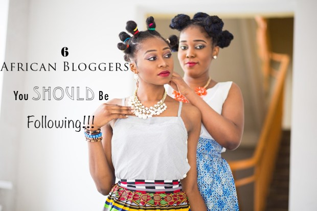 African Based Bloggers