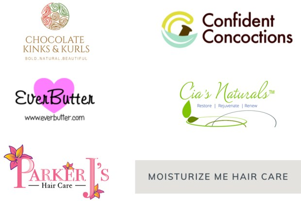 Chocolate Kinks & Kurls, Cia's Naturals, EverButter, Confident Concoctions, Parker J's, Natural Hair Sponsors, Natural Hair Events, Popular Natural Hair Events, SXSW Events, SXSW Events for Black People, Popular Natural Hair Bloggers, Coco Bates, Blogger Coco Bates