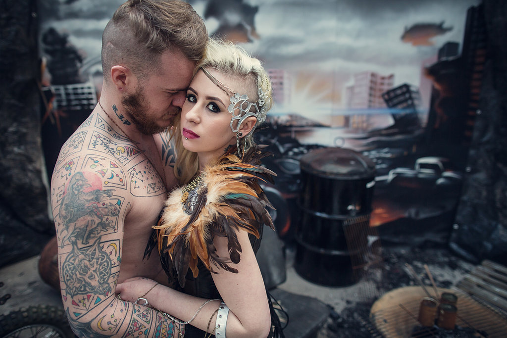 Post Apocalyptic Steampunk Inspiration Shoot For