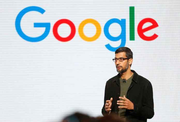 Google will not sell anyone's personal information Sundar Pichai