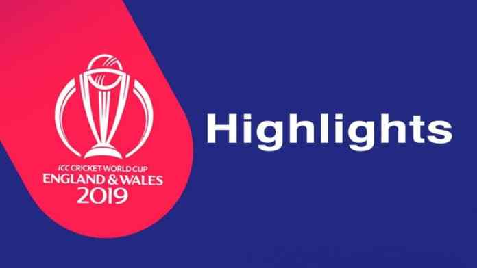 CWC19-Highlights