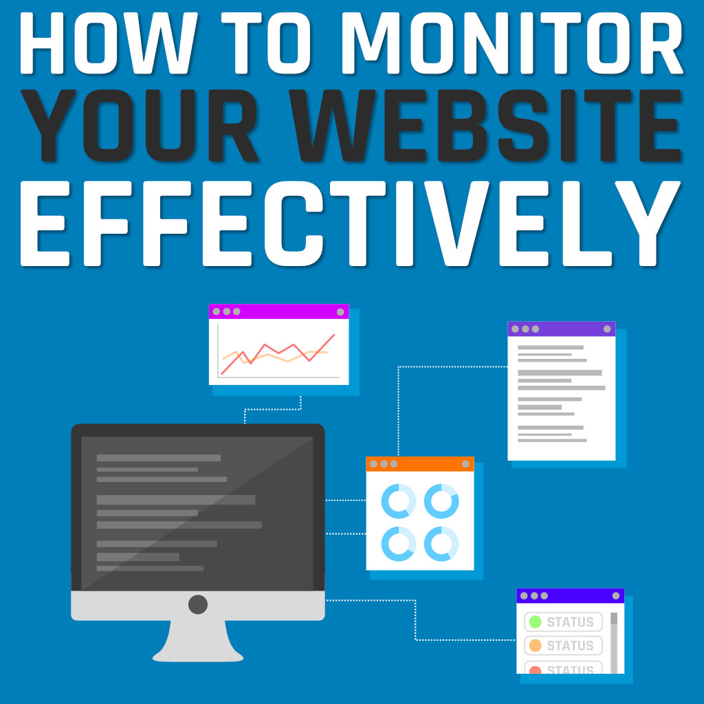 How to monitor your website effectively (2020)