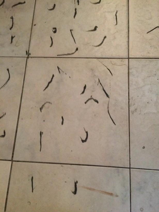 tiling over tiles preparation