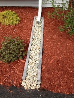 pebbles for drainage