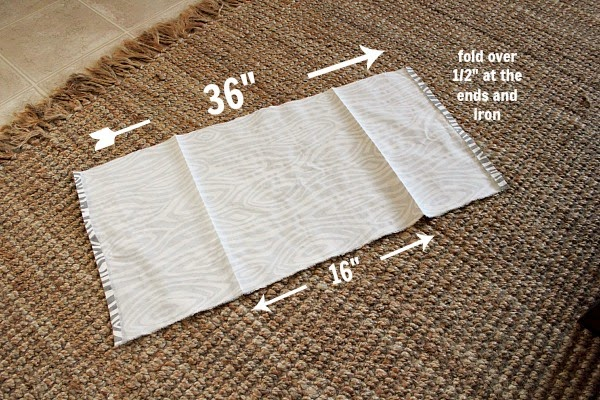 pillow covers template