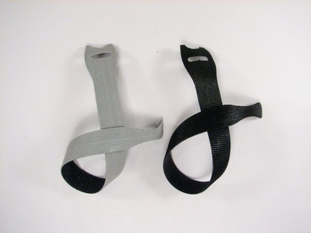 velcro hook and loop ties