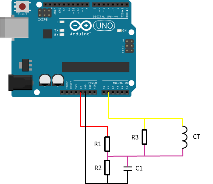 Simple Arduino Home Energy Meter The Diy Life