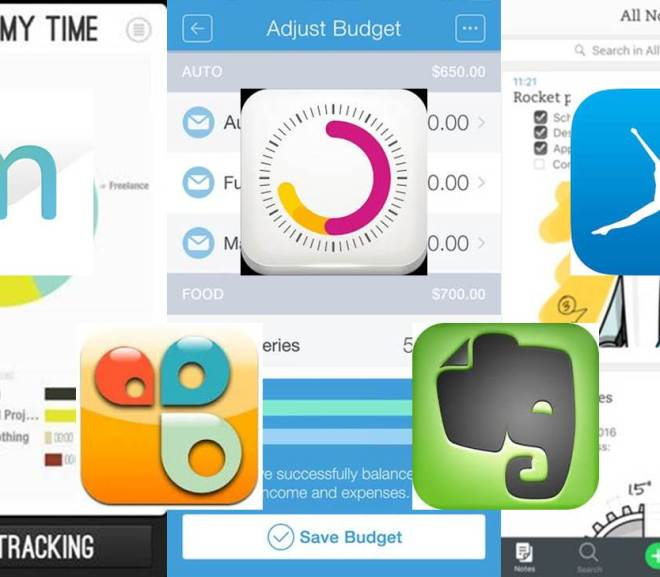 get organised with these top 5 free apps