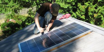 diy home solar power system