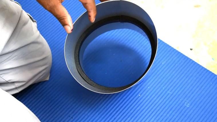make the concrete form mould part 2