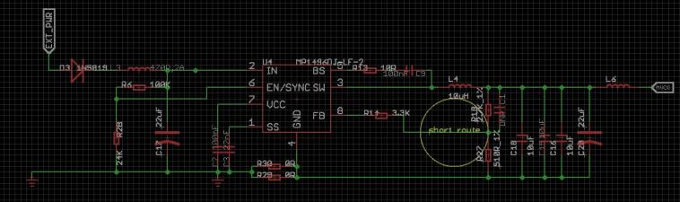 Additional Power Supply Schematic
